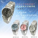[正版迪士尼授權] 閃亮耀眼米奇鋼帶錶