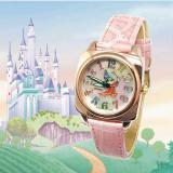 【迪士尼】時光倒流閃耀米奇精緻腕錶 限量販售