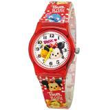 TsumTsum果凍半透明卡通錶-06