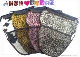 誠都牌,豹紋-乳牛 皮革,機車車廂置物袋