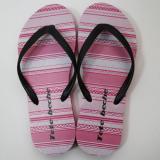 創意橡膠人字拖鞋 女款-波西米亞|台製海灘拖 台灣製 人字拖 沙灘拖 夾腳拖 拖鞋 室內室外