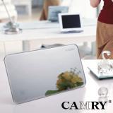 【CAMRY】魔鏡體重計|電子體重計 健康秤 精準電子秤 家用