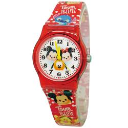 TsumTsum果凍半透明卡通錶-05