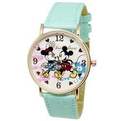 迪士尼超薄玫瑰金錶款-結遊同伴