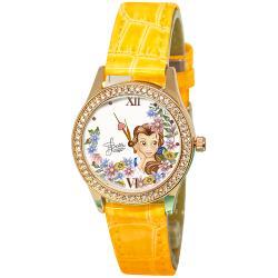[迪士尼] 水晶鑽腕錶-綺麗貝兒