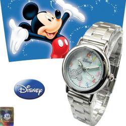 [正版迪士尼授權] 高貴Mickey米奇鋼帶錶