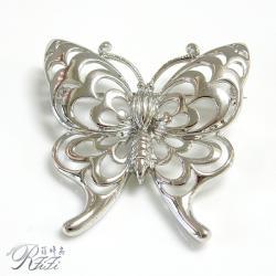 大蝴蝶造型別針