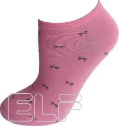 蝴蝶船形女襪