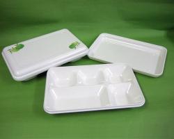 美耐皿5格餐盤