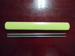 23CM鋼筷(#304材質)+抽屜盒