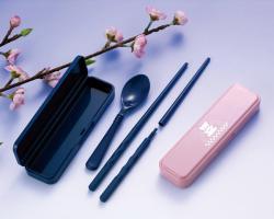 環保雙節筷+湯匙組