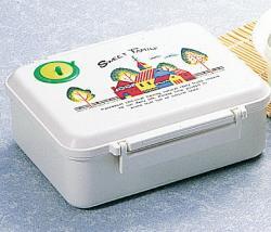自動透氣微波便當盒