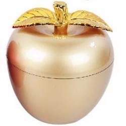 小金蘋果糖果盒