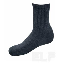 3/4氣墊襪