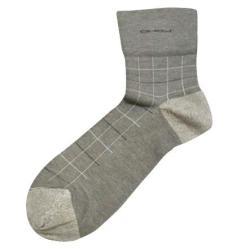 竹炭無痕紳士襪
