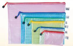 網格拉鍊袋 (17.3cm*13cm)