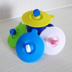 棒棒糖矽膠真空杯蓋