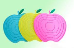 蘋果型隔熱墊(雙層)