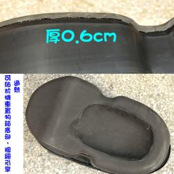 誠都牌,自黏式 厚0.6cm 29㎝×100㎝ 隔音墊(小尺碼) 有背膠 制震墊