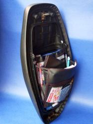 誠都牌,專利,超大尺寸,正4層機車置物袋