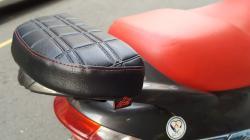 【誠都牌】【AE-30】井格紋 機車輔助墊 靠墊 加長墊 座墊加長 防撞墊 長坐墊 臨時墊 舒適墊