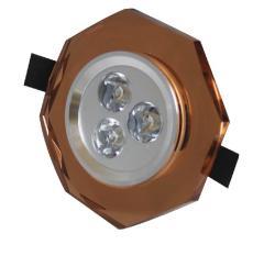 LED 3W 造型崁燈