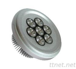 LED 10W AR111模組