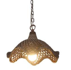 LED復古造型吊燈