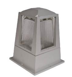 庭園柱頭燈