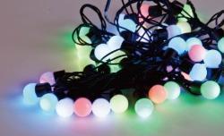 LED 七彩球燈串