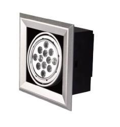 LED AR111單燈方型崁燈殼(光源另計)