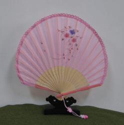 K02-04葵形扇