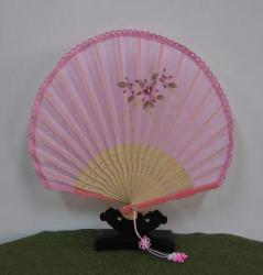 K02-03葵形扇