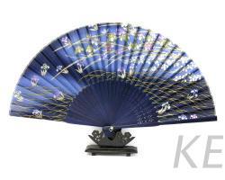 KET-003長面絹扇