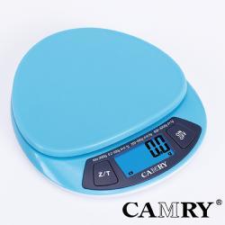 【CAMRY】超精密藍光電子秤|料理秤 烘焙秤 廚房秤 磅秤 迷你電子秤 信件秤 計量器具