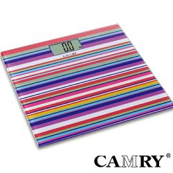 【CAMRY】繽紛亮彩數位體重計(輕薄型)|電子體重計 健康秤 精準電子秤 家用