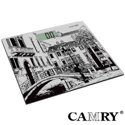 【CAMRY】威尼斯精典數位體重計(輕薄型)|電子體重計 健康秤 精準電子秤 家用