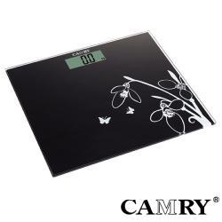 【CAMRY】舞蝶時尚數位體重計(輕薄型)|電子體重計 健康秤 精準電子秤 家用