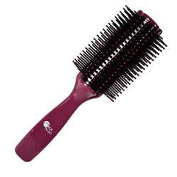 【Hanami】鈦鍺九排皇冠梳 美髮梳 按摩梳 梳子